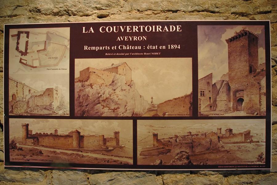 Poster Couvertoirade